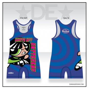 Women's Whats Up Buttercup Singlet
