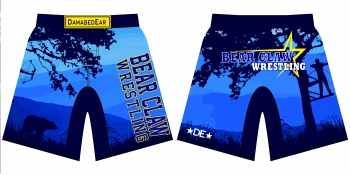 Bear Claw Fight Shorts