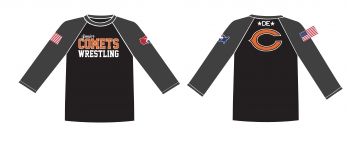JR. Comets Long Sleeve Loose Fitting Sub Shirt
