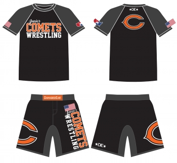 JR. Comets Sublimated Package