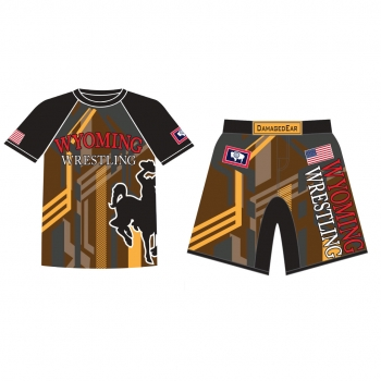 Wyoming Sublimated Package