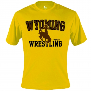 Wyoming Sublimated Performance Shirt