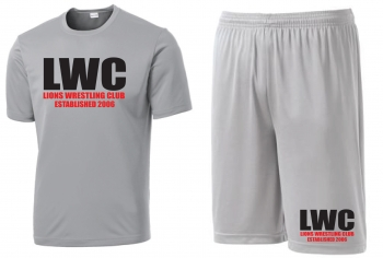 LWC Sublimated Performance Package