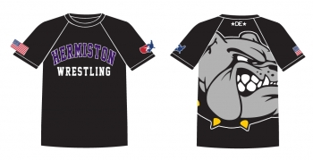 Hermiston Wrestling Loose Fitting Sub Shirt