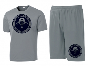 Silverbacks Sublimated Package