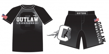 Sisters Outlaw Fully Sublimated Package