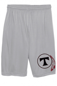 Toledo MS Silver Performance Shorts