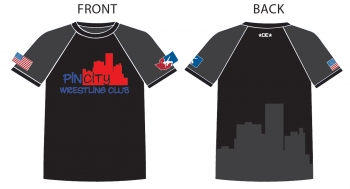 Pin City Rash Guard