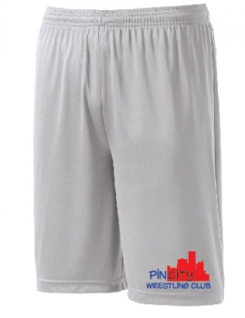 Pin City Performance Shorts