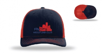 Pin City Trucker Cap