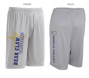 Bear Claw Performance Shorts