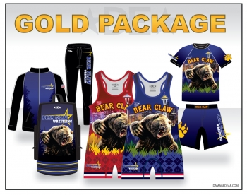 Bear Claw GOLD Package