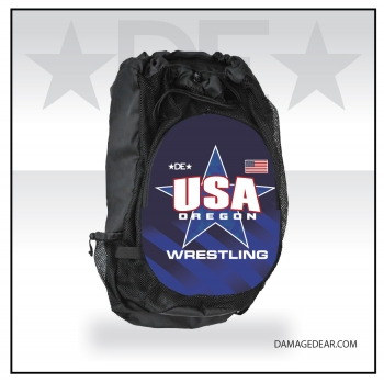 2018 Oregon Regionals Wrestling Bag