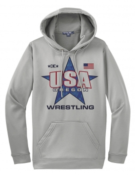 2018 Oregon Regionals Sublimated Hoodie
