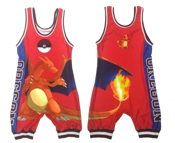 Matman Limited Edition Dragon Character Singlet