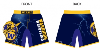 Wy'East Ladies Fight Shorts