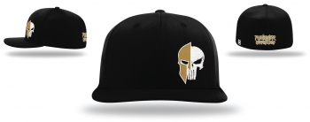 Punisher Wrestling Skull Front R-Flex Cap
