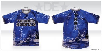 Thunder Mountain Lightning Sub Shirt