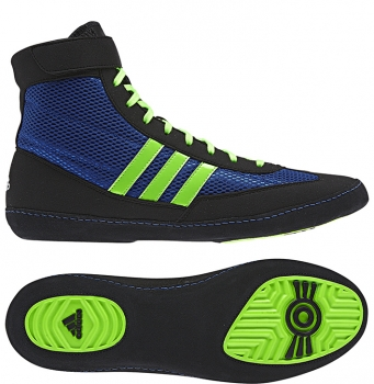 Combat Speed 4 Black/Blue/Green