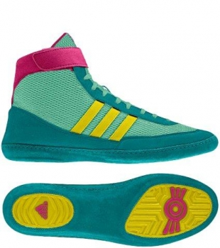 Combat Speed Teal/Yellow/Pink