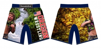 2017 Team Oregon Fight Shorts