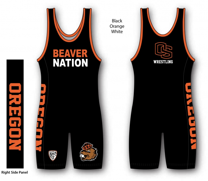b341cb6cdc9f6 Beaver Nation Singlet
