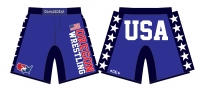 Team Oregon Stars Fight Shorts