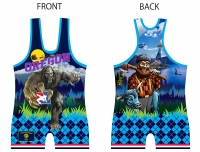 2016 Nationals Blue Singlet