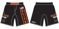 Salem Elite Black Fight Shorts