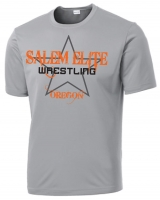 Salem Elite Silver Performance Shirt
