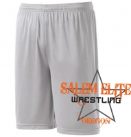 Salem Elite Silver Shorts