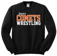 JR. Comets Black Crew