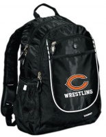 JR. Comets Black Ogio Bag