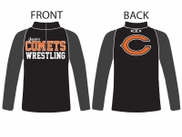 JR. Comets 1/4 Zip Jacket