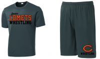 JR. Comets Spot Sublimated Performance Package