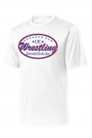 DE Sublimated White Short Sleeve Shirt