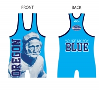 High-cut Old Man Singlet Singlet