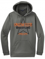 Salem Elite Sublimated Charcoal Hoodie