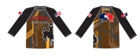 Wyoming LS Sublimated Shirt