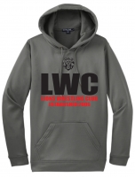 LWC Sublimated Charcoal Hoodie