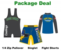 Cowboys Singlet Combo Package