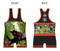 Salem Elite CANTU Trained Singlet