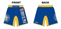 Touch of Gold Fight Shorts