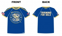 Touch of Gold Rashguard