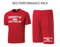 Liberty Lions Red Performance Package