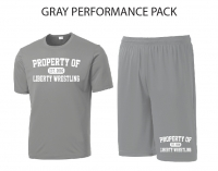Liberty Lions Gray Performance Package