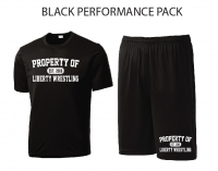 Liberty Lions Black Performance Package