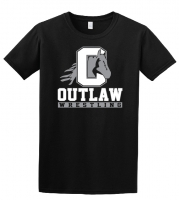 Sisters Outlaw Black SS T-Shirt