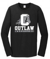 Sisters Outlaw Black LS T-Shirt