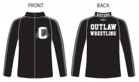 Sisters Outlaw Full-Zip Warmup Jacket
